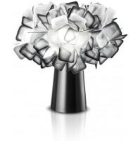 Lampada da Tavolo  SLAMP Clizia Mini Black Abat Jour Design Moderno Salotto Comò