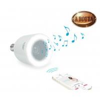 Lampadina LED E27 cn Speaker Bluetooth Integrato 10 Watt HI-LED Originale Hi-Fun