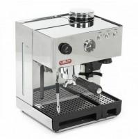 Macchina da Caffè 15 bar LELIT Anita PL042EMI in Acciaio Inox con Macinacaffè