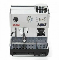 Macchina da Caffè LELIT Anita PL042TEMD in Acciaio Inox con Macinacaffè TermoPID