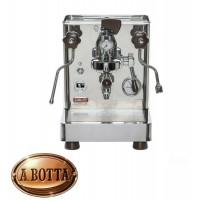 Macchina da Caffè Professionale LELIT Bianca PL162T Pro Line + Manopole in Legno