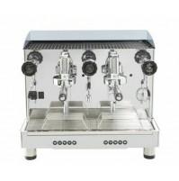 Macchina da Caffè Professionale LELIT Giulietta PL2SVH2 in Acciaio Inox Macinato