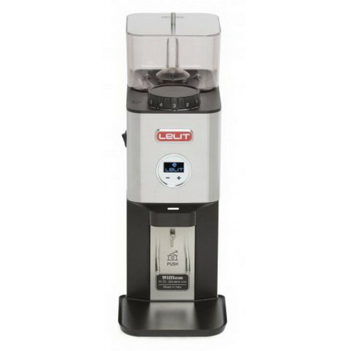 Macinacaffè Automatico LELIT William PL72-P Acciaio Inox 470 Watt Macina Caffè
