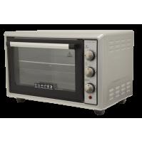 Master FE325LX Forno Elettrico Ventilato 32Litri 1500 Watt Argento Timer NUOVO
