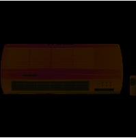 Master TCP3500 Stufa Elettrica Termoventilatore da Parete Muro 2000 Watt Timer