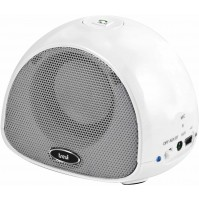 Mini Altoparlante Amplificato Bluetooth AUX IN Trevi XB 70BT Ricaricabile Bianco