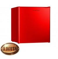 Mini Frigo Bar 55 Lt MASTER CUBE55 RED Rosso Frigorifero Sotto Tavolo Classe A+