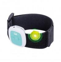 Mini Lettore MP3 Clip con Fascia e Led Lampeggiante TREVI MPV 1703 S Verde
