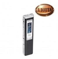 Mini Registratore Digitale Vocale Trevi DR 437 - 4 GB + 32 GB - CROMATO