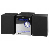 Mini Stereo Hi-Fi 30 Watt Trevi HCX 10D8 DAB - Radio DAB+ Bluetooth USB CD