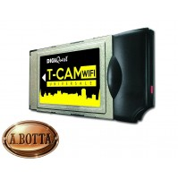 Modulo Cam Digitale Terrestre SKY Mediaset Pay Tv Digiquest T-CAM WIFI DEC1056