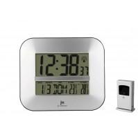 Orologio Radiocontrollato JM JD9908 da Parete e Appoggio con Temperatura Esterna