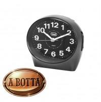 Orologio Sveglia Analogica al Quarzo TREVI SL 3094 V Nero - Alarm Clock