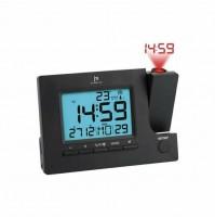Orologio Sveglia con Proiezioni JM JD9715 Stazione Barometrica Temperatura Meteo