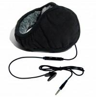 Paraorecchie con cuffie e microfono HI-EAR colore Nero originale Hi-Fun 212