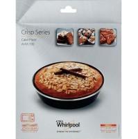 Piatto WHIRLPOOL Tortiera Crisp AVM190 per Forni Microonde Diametro 19 cm