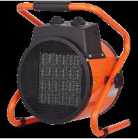 Qlima EFH6030 Termoventilatore Stufa Elettrica 3000 Watt 48 metri Cantiere Box