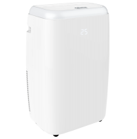 Qlima P234 Condizionatore Climatizzatore Portatile 12000 btu 3500W Bianco A
