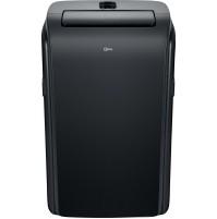 Qlima P528 Condizionatore Climatizzatore Portatile Wi-Fi 9000 btu 2640W Nero A