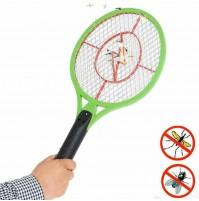 Racchetta Elettrica 2x Batterie AA Anti Zanzare MASTER Mosquito Killer - Insetti