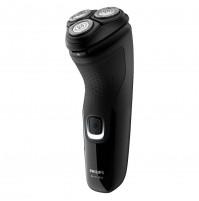 Rasoio Elettrico Ricaricabile per Rasatura Barba Philips S1232/41 Shaver 1200