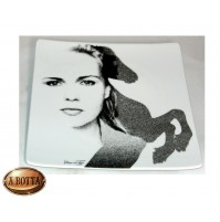Rosenthal Celebrity Art VIP-Collection Veronica Ferres Piatto in Porcellana 30cm
