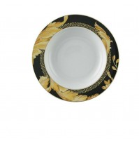 Rosenthal Versace Ikarus Vanity Piatto Fondo 22 cm in Porcellana - soup plate