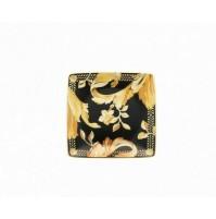 Rosenthal Versace Vanity Coppetta Quadra Piana 12 cm in Porcellana - Cup