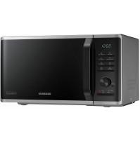 Samsung MG23K3515AS/ET Forno Microonde Digitale Silver 23 Litri 800 W con Grill