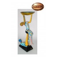 Scultura TOM'S COMPANY Acrobata 33x58 cm DRAG CIRCUS COLLECTION - Statua Design