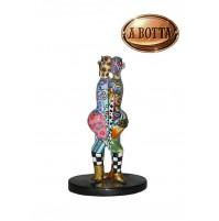 Scultura TOM'S COMPANY Segno Zodiacale Gemelli Zodiac Collection Statua Design