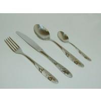 Servizio di Posate 24 Pezzi ALVIERO MARTINI 1ª Prima Classe - Cutlery Set