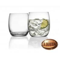 Set 2 Bicchieri Acqua Alessi SG119/41S2 Mami XL in Vetro - 2 Water Tumblers