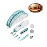 Set per Manicure e Pedicure Innoliving Beautè INN-031 - 7 Testine - 2 Velocità