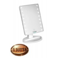 Specchio Luminoso 16 Led Innoliving Beautè INN-802 Ideale per Trucco Make Up