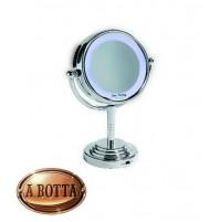 Specchio per Trucco Make Up Innoliving Beautè INN-029 Ingradimento 5x Luce a Led