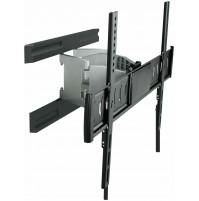 Staffa Universale per Supporto TV Curvo Televisore Led LCD NVS LCD 114 Max 30 Kg
