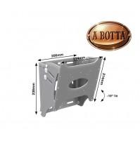 Staffa Universale per Supporto TV Televisore Led LCD BTech BT7533 S Fino a 40 kg