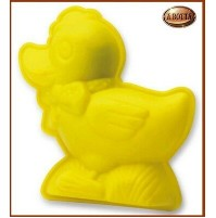 Stampo in Silicone per Dolci e Torte SILIKOMART SFT 802 OCHETTA - Pasqua -