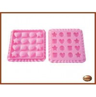 Stampo silicone per Gelatine Caramelle SILIKOMART Easy Candy Sweet Tree