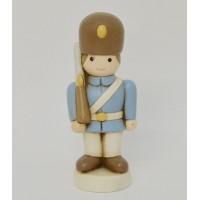 Statua Scultura Soldatino Colorato EGAN 12x5cm