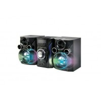 Stereo Sistema Hi-Fi TREVI HCX 1200 BT JUMBO Disco Light Bluetooth USB CD Mp3