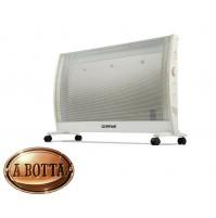 Stufa Elettrica Pannello Radiante in MICA G3Ferrari G60016 Bianco 1500 W IP24