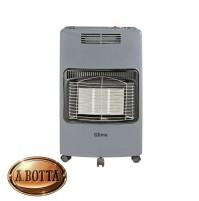 Stufa Gas a Infrarossi QLIMA GH 959 RF 4.10 kW + Riscaldamento Elettrico 1.8 kW