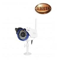 Telecamera IP Videosorveglianza WiFi HD da esterno TREVI Vision 50 E Android iOS