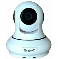 Telecamera IP Videosorveglianza WiFi da Interno BRAVO SMARTY PRO - Android iOS