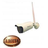Telecamera Videosorveglianza WiFi da Esterno BRAVO Captain Bianco - Android iOS