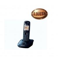 Telefono Cordless Panasonic KXTG2511JTC Blu Scuro - Rubrica 50 Nomi con Vivavoce