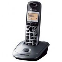 Telefono Cordless Panasonic KXTG2511JTM Nero - Rubrica 50 Nomi con Vivavoce