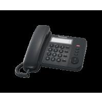Telefono Fisso Aziendale Panasonic KXTS520EX1 Nero Sistema Telefonico Integrato